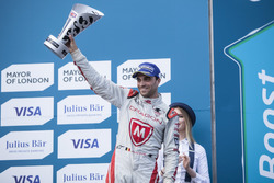 Podium: third place Jérôme d'Ambrosio, Dragon Racing
