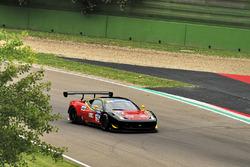 #26 Classic & Modern Racing Ferrari F458 Italia GT3: Nicolas Misslin, Matthieu Vaxivière