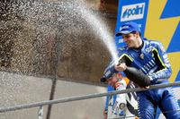 MotoGP Photos - Podium: third place Alex Barros, Gauloises Yamaha Team