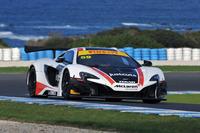 Australian GT Photos - #59 McLaren Melbourne McLaren 650S GT3: Grant Denyer, Matthew Kingsley