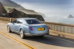 Bentley Mulsanne Signature