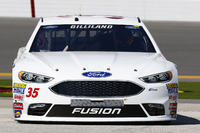 NASCAR Sprint Cup Photos - David Gilliland, Front Row Motorsports Ford