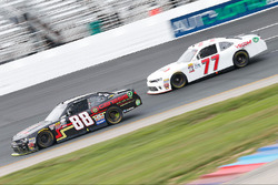 Alex Bowman, JR Motorsports Chevrolet