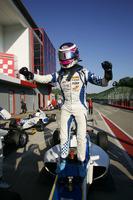 Formula 4 Photos - Race 3 winner Marino Sato, Vincenzo Sospiri Racing