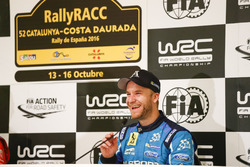 Mads Ostberg, M-Sport Ford Fiesta WRCn