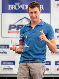 Raphaël Astier awarded Rookie of the Year