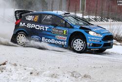 Eric Camilli, Nicolas Klinger, M-Sport Ford Fiesta WRC