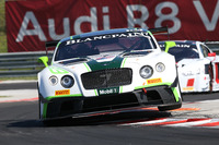 Blancpain Sprint Photos - #7 Bentley Team M-Sport Bentley Continental GT3: Steven Kane, Vincent Abril