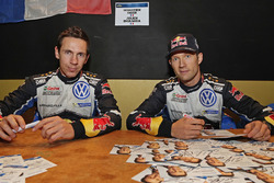 Sébastien Ogier, Julien Ingrassia, Volkswagen Motorsport
