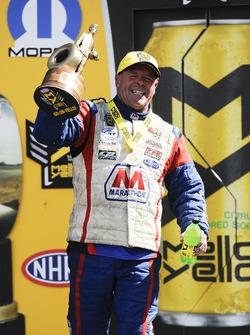 Pro Stock winner Allen Johnson