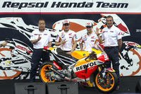 MotoGP Photos - Dani Pedrosa, Repsol Honda Team and Marc Marquez, Repsol Honda Team