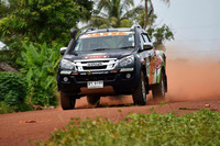 Other rally Photos - Sanjay Takale and co-driver Musa Sherif