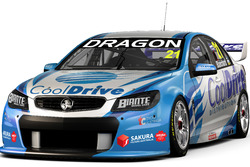 Tim Blanchard's Brad Jones Racing V8 Supercar