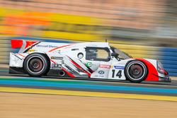#14 BE Motorsport Ligier JSP3: Javier Ibran, Mathijs Bakker, Antonio Castillo