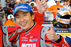GT500 race winner Tsugio Matsuda, Nismo
