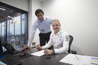 Valtteri Bottas, Mercedes, Toto Wolff, Mercedes AMG F1