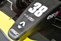 MGR Motorsport nose detail