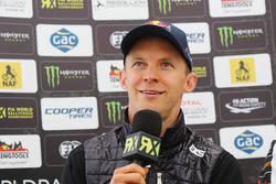 Press Conference: Mattias Ekström, EKS RX