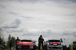 Ryan Tuerck, Scion FR-S, Marc Landreville, Nissan 240