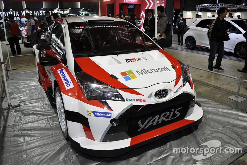 トヨタ ヤリスWRC(WRC)