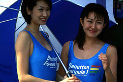 Benetton girls