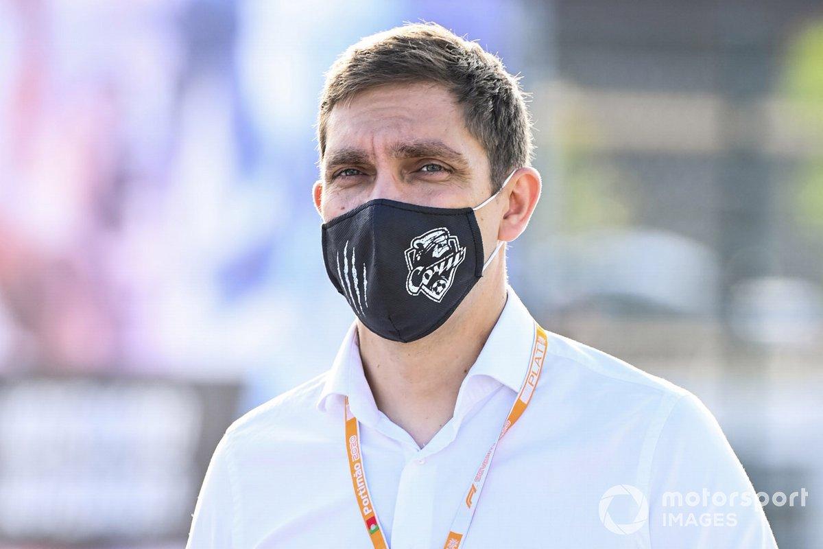 Vitaly Petrov, comisario de la FIA