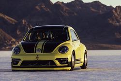 The VW Beetle LSR at Bonneville