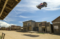 Other truck Photos - Bryce Menzies jumps 115 meters to break the world record