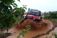 Offroad Photos - Force Gurkha RFC in action