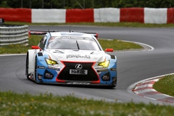 #55 Farnbacher Racing, Lexus RC-F GT3: Mario Farnbacher, Dominik Farnbacher