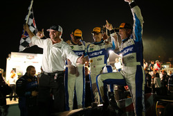 Race winners #60 Michael Shank Racing with Curb/Agajanian Ligier JS P2 Honda: John Pew, Oswaldo Negri Jr., Olivier Pla, Michael Shank