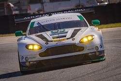 #98 Aston Martin Racing Aston Martin Vantage GT3: Paul Dalla Lana, Pedro Lamy, Mathias Lauda, Richie Stanaway