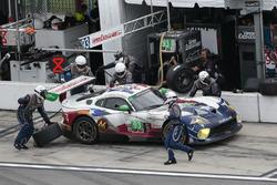 #93 Riley Motorsports Dodge Viper SRT: Ben Keating, Gar Robinson, Jeff Mosing, Eric Foss, Damien Faulkner