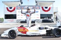 USF2000 Photos - Race winner Anthony Martin