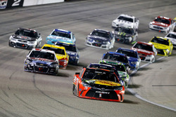 Martin Truex Jr., Furniture Row Racing Toyota lead the pack
