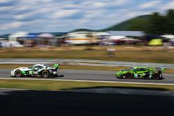 #33 Riley Motorsports SRT Viper GT3-R: Ben Keating, Jeroen Bleekemolen; #16 Change Racing Lamborghini Huracan GT3: Spencer Pumpelly, Corey Lewis