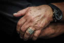 A.J. Foyt's ring