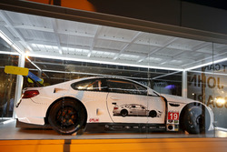 Presentation John Baldessari BMW M6 GTLM Art Car