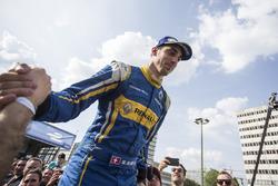 Sébastien Buemi, Renault e.Dams race winner