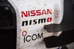 #1 Nissan Motorsports Nissan GT-R Nismo GT3 detail