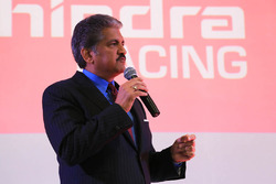 Anand Mahindra, Mahindra Group Chairman