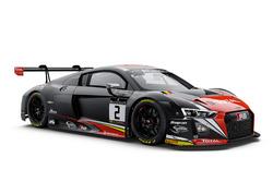 #2 Belgian Audi Club Team WRT, Audi R8 LMS: Stuart Leonard, Michael Meadows, Robin Frijns