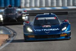 #90 VisitFlorida.com Racing Corvette DP: Marc Goossens, Ryan Dalziel, Ryan Hunter-Reay