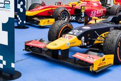 Antonio Giovinazzi's car