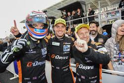 Sieger: #38 G-Drive Racing, Gibson 015S-Nissan: Simon Dolan, Giedo van der Garde, Harry Tincknell