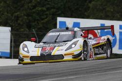 #5 Action Express Racing Corvette DP: Joao Barbosa, Christian Fittipaldi
