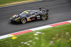 #56 AT Racing Ferrari F458 Italia: Alexander Talkanitsa Sr., Alexander Talkanitsa Jr., Alessandro Pier Guidi