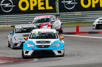 #99 Josh Files, Target Competition, SEAT Leon TCR