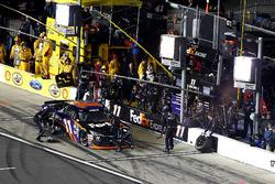 Pit stop Denny Hamlin, Joe Gibbs Racing Toyota