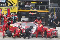 Ty Dillon, Richard Childress Racing Chevrolet, Austin Dillon, Richard Childress Racing Chevrolet